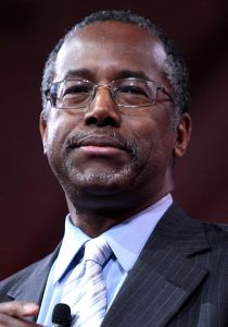 This is it: Ben Carson's time to shine.