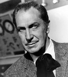 Yale alumnus Vincent Price (1911-1993), whose estate likely enjoys a spike in royalty income around Halloween based on the tens of thousands of allegedly scary movies he made during his career.