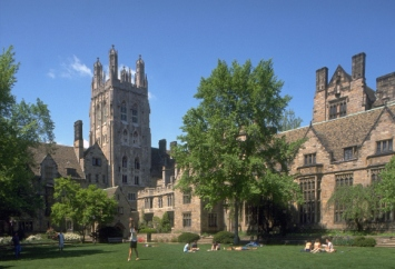 Founded in 1701, Yale University, in New Haven, Conn., has graduated many activists with actual values.