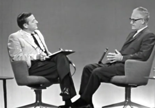 Buckley and Goldwater on Firing Line