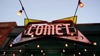 Comet Ping-Pong sign