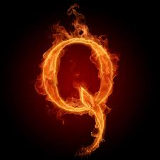 Q on fire