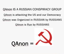 Qanon is Russion